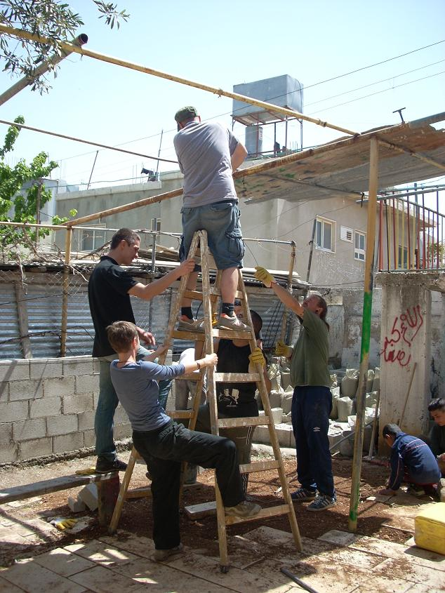 lavori aida camp